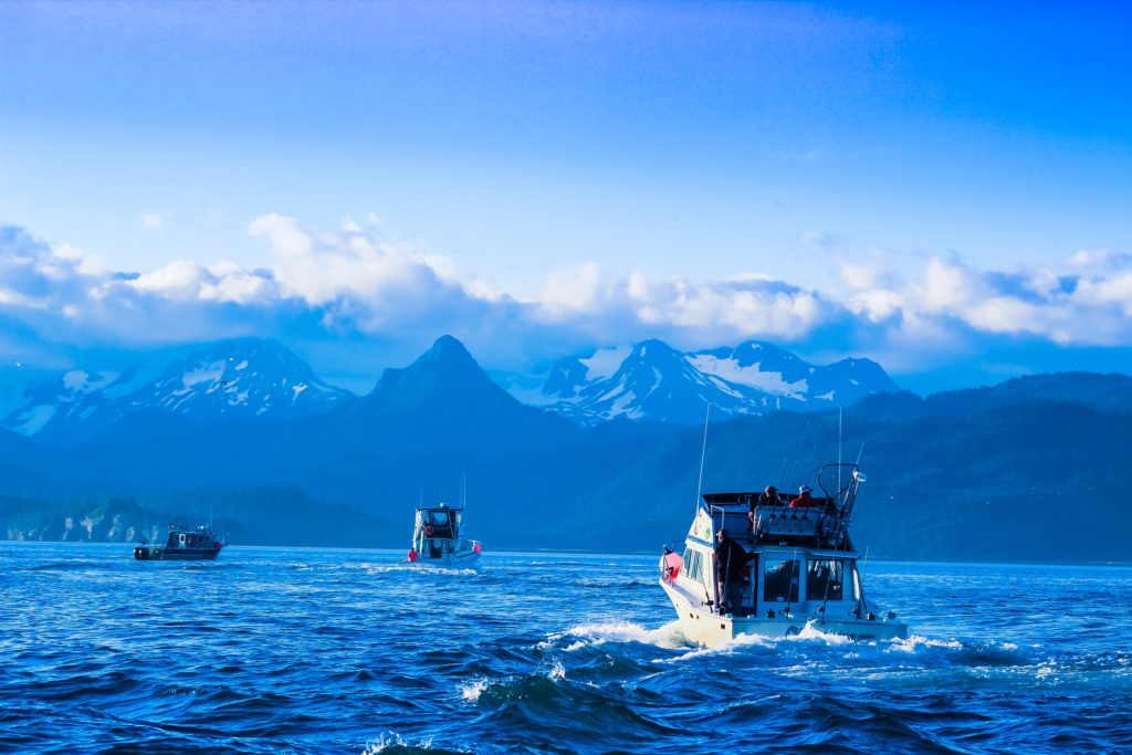 CopperRiver.com brings you salmon from Alaska's icy waters