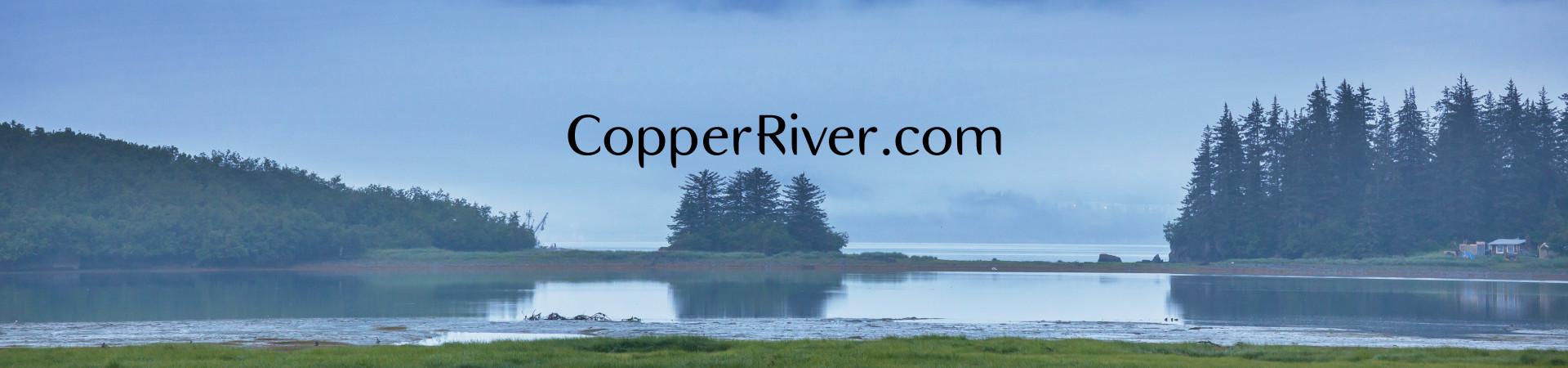 CopperRiver.com Cart Header