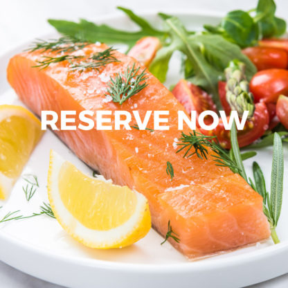 Copper River smoked salmon reserve now